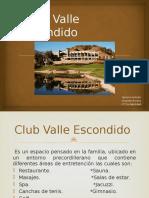 Club Valle Escondido
