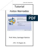 Tutorial Fotos Narardas