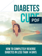 thediabetescure