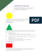 Figuras Geométricas Concepto Simple