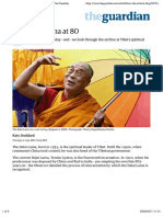 The Dalai Lama at 80 - archive | World news | The Guardian