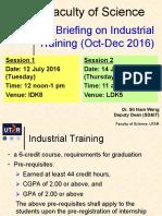FSc IT 2016 Oct 2nd Briefing Slides (220716)