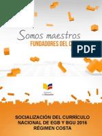 PCI Socialización Costa Marzo 2017