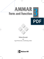 Grammar Form and Function 3 Table of Contents.pdf