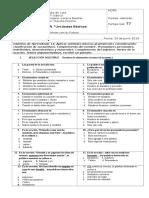 Evaluacion Gramatica y Argumentacion Alumnos PIE
