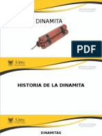 Exposicion Dinamitas