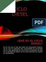 Expocicion Ciclo Diesel