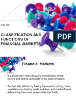 Finance 321 Report