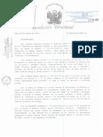 Directiva 010 2016 Viaticos