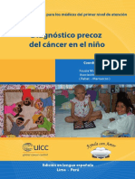 03092012 Diagnostico Precoz Del Cancer en El Nino