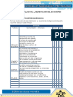 Plantillas Para La Elaboracion Del Diagnostico ACTIVIDAD 7