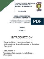 Sx Nefríticonefrótico