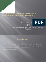 presentacion de contabilidad de auditoria de facturacion medica   1
