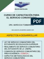 presentación lesco CAPACITACIÓN