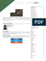Guía Bloodborne - Taller