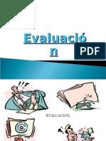 Evaluaciones Diagnostica, Formativa y Sumativa