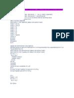 Single-phase Two-dimensional Simulator Program in Fortran