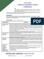 Ficha Técnica Labondance Biocare