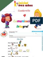 Comunicacion Integral Cuadernillo 4