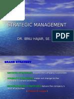 management Strategis (pak ibnu)