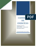 Caderno de Exercício i -2014