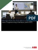 SYS600_Java Programming Interfac