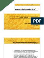 Liderazgo y Trabajo Colaborativo Caja Herramientas