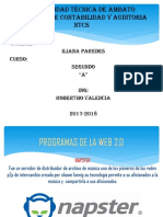 Web 2.0 Iliana Paredes