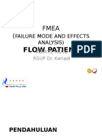 Presentasi FMEA, Resurvei KARS Dirut
