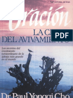 David Yonggi Cho - La Oracion Clave Del to