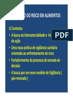 Anvisa - gestao_risco em Alimentos.pdf