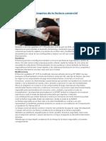 El Factoring y El Impulso de La Factura Comercial