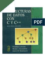 Estructura de Datos con C y c++ 2da Edic. - Yedidyah Langsam