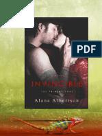 Alana Albertson - Serie El Código Tridente 01 - Invencible