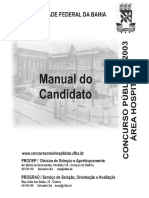 Manual Concurso