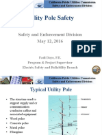 SED Utility Pole Safety