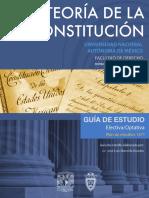 Teoria de La Constitucion 2 Semestre
