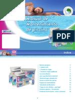 Manual de Mantenimiento CTX Professional ES