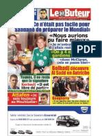 LE BUTEUR PDF du 21/07/2010