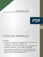 Códigos Morales