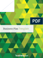 Business Plan Temp 3