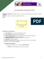 Cuadriláteros_ Propiedades, Clasificación y Trazos