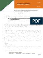 Documento NIA