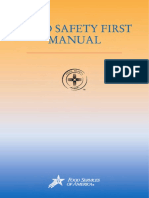 Food Safety First Manual