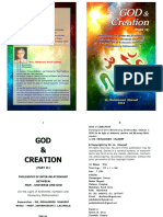 God & Creation II Latest Latest