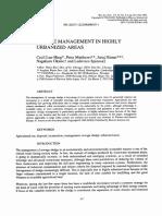 Cecil Lue-Hing; Peter Matthews; Juraj NГ Mer; Nagaharu Okuno; Lu -- Sludge Management in Highly Urbanized