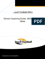 community coach guide and session plans