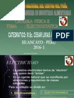 Electrostatica Gauss