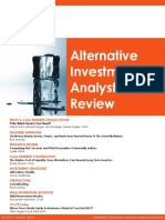 Alternative Investment Analyst Review