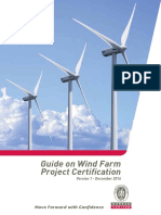 BV Guide Windfarm Project Certification